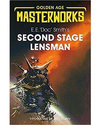 Second Stage Lensmen (Golden Age Masterworks)