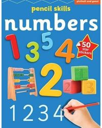 Numbers (Pencil Skills for Little Hands)