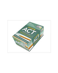 Essential Act, 2nd Edition: Flashcards+ Online: 500 Need- To- Know Topics And Terms To Help Boost Your Act Score (College Test Preparation)