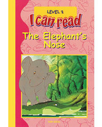 I can read elephants nose
