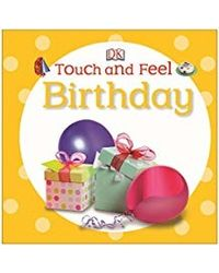 Touch and Feel Birthday (DK Touch and Feel)