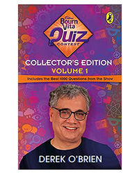 The Bournvita Quiz Contest Collector's Edition: Volume 1