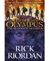 Heroes of olympus (book 5) : th