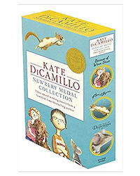 Kate Dicamillo Newberry Medal Collection