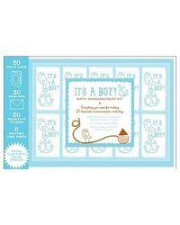 Birth announcement kit b (nr)