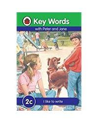 Key words 2c: l like to write