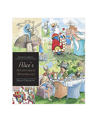 Alice's Adventures In Wonderland (Walker Illustrated Classics)
