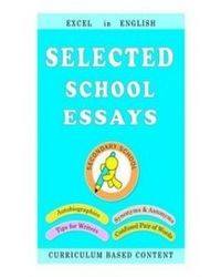 Selected school essays shree