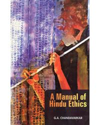A manual of hindu ethics