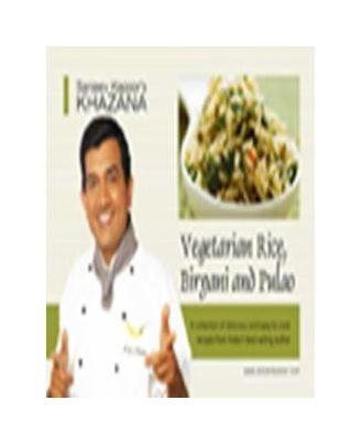 Vegetarian Rice, Biryani And Pulao