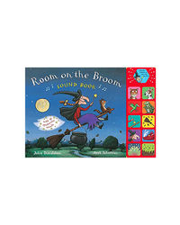 Room On The Broom Sound Book (Princess Mirror- Belle)