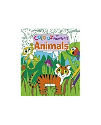 Colour by Numbers- Animals
