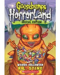 Goosebumps horrorland# 16 weird