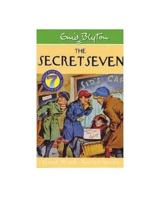 Secret seven mystery 9