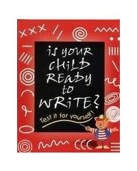 Is Your Child Ready To Write Test It For Yourself