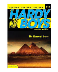The Mummy's Curse (Hardy Boys: All New Undercover Brothers# 13)