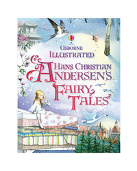 Illustrated Hans Christian Andersens Fairy Tales