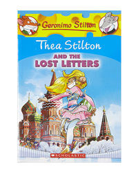 Thea Stilton# 21: Thea Stilton And The Lost Letters