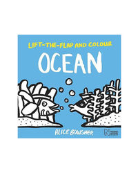 Lift The Flap & Color Book Pack: Lift The Flap And Colour Ocean+ Lift The Flaps+ Colour