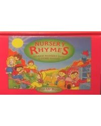 Mini Pop- Up Nursery Rhymes See Saw Margery Daw & Other Rhymes