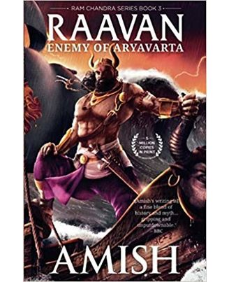 Raavan: Enemy of Aryavarta (Ram Chandra Series- Book 3)