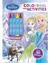 See this image Disney Frozen Colouring and Activities