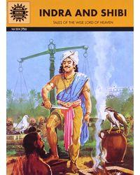 Indra and Shibi (Amar Chitra Katha)
