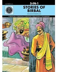 Stories Of Birbal: 5- In- 1