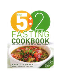 5: 2 Fasting Cookbook 100 Recipes for Fasting Days