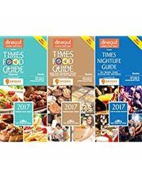 TIMES FOOD & NIGHTLIFE GUIDE MUMBAI- 2017 (Times Food Guide)