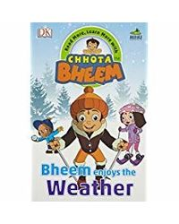 Bheem Enjoys the Weather: Read More, Learn More with Chhota Bheem