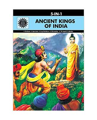 Ancient Kings Of India: 5 In 1 (Amar Chitra Katha)