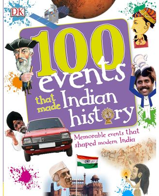 100 Events that made Indian history