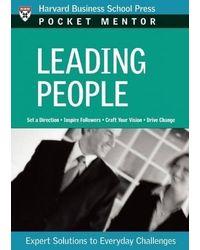 Leading People: Pocket Mentor Series