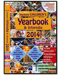 Yearbook & Infopedia 2014 (With CD)