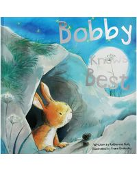 Padded books bobby know