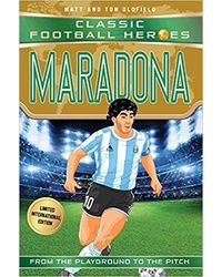 Maradona: world cup football