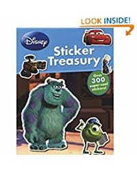 Disney Sticker Treasury