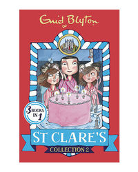 St Clare's Collection 2: Books 4- 6