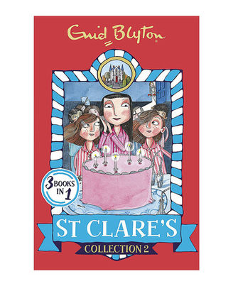 St Clare s Collection 2: Books 4- 6
