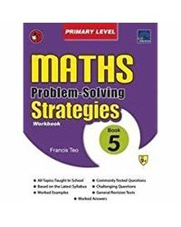 SAP Maths Problem Solving Strategies Workbook Primary Level 5