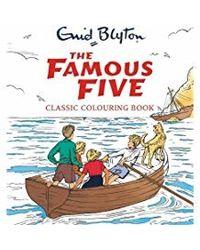 Famous Five Classic Colouring Book: Colouring books