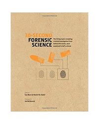 30- Second Forensic Science