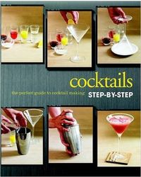 Cocktails step by step