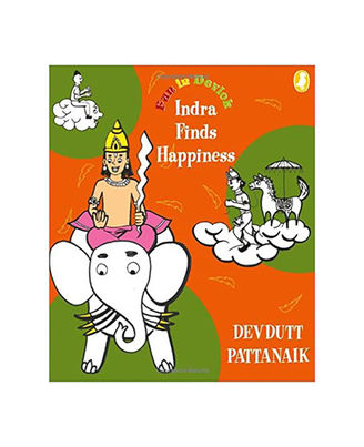 Fun In Devlok: Indra Finds Happiness