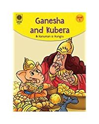 Ganesha and Kubera & Hanuman is Hungry