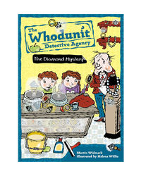 The Whodunit Detective Agency: The Diamond Mystery