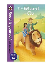 Read It Yourself The Wizard Of Oz (Mini Hc)
