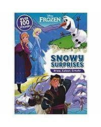 Disney ozen snowy surpris