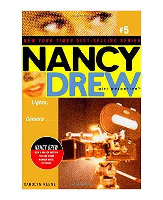 Lights, Camera. . . (Nancy Drew: All New Girl Detective# 5)